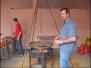 9. Juli 2006: Grillfest zu Bauschelt