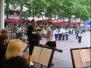 16. Juni 2007: Concert um Place d'Armes
